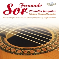 Sor: 20 Studies for Guitar
