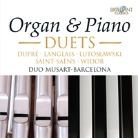 Organ and Piano Duets