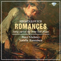 Shostakovitch: Romances