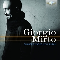 Mirto: Chamber works with guitar