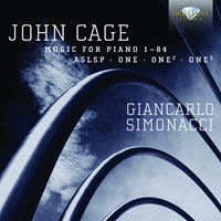 Cage: Music for Piano 1-84
