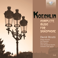 Koechlin: Complete Music for Saxophone