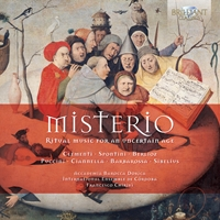 MISTERIO, Ritual music for an uncertain age