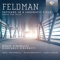Feldman: Music for Cello