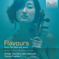 Flavours: Music for Cello and Piano