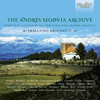 The Andrés Segovia Archive